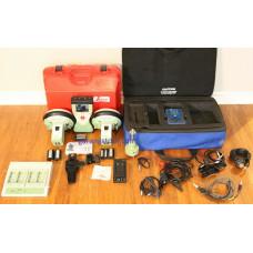 Leica Dual GS15 GPS GNSS